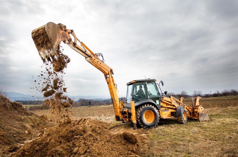 Jakie prace ziemne trzeba wykonać przy budowie domu?
