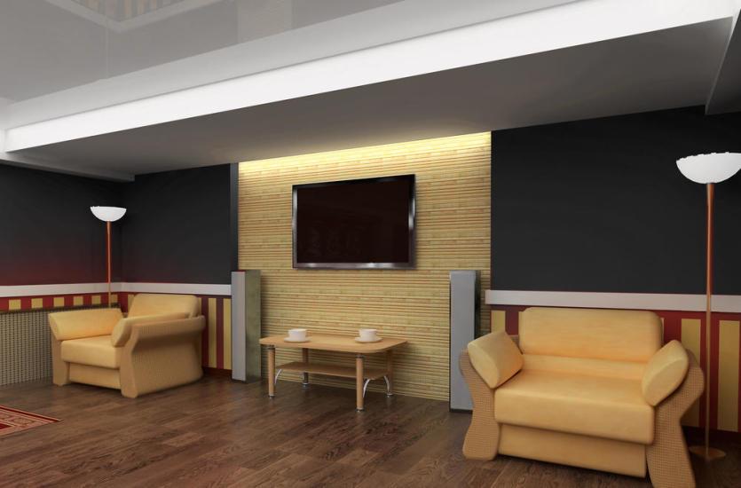 Pomysły na oświetlenie salonu