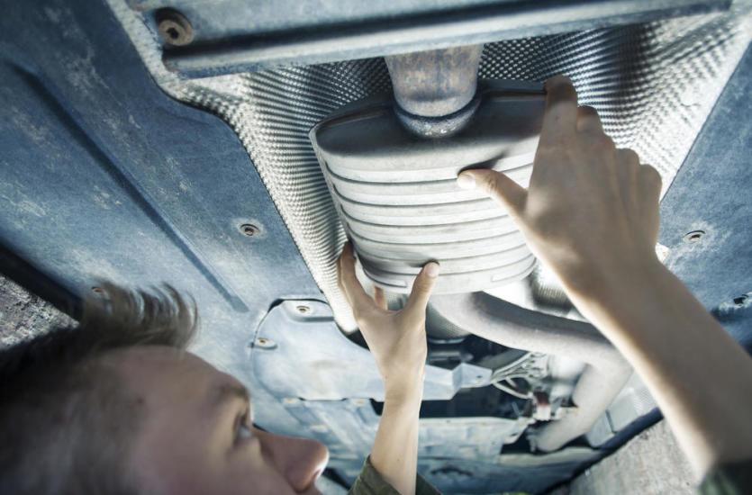 Как ухаживать за выхлопной системой автомобиля?