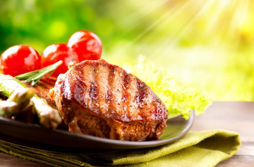 Jedzenie z grilla – fast food nie musi być niezdrowy!