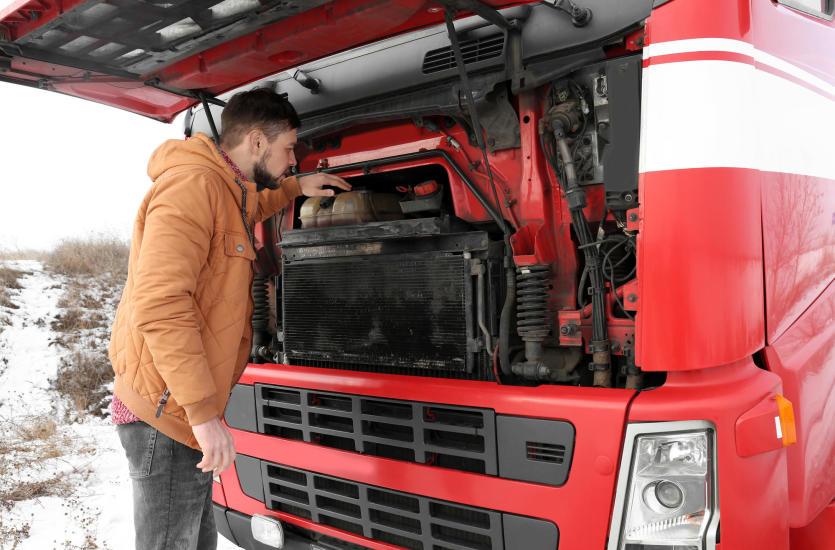 Б / у и новые запчасти для грузовиков