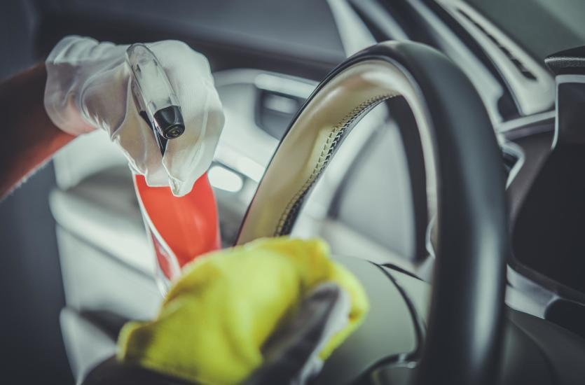 Auto detailing i kosmetyki dla samochodów