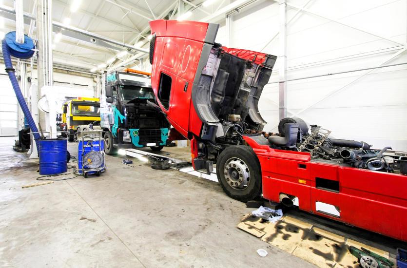 Что нужно знать о ремонте грузовиков и фургонов.