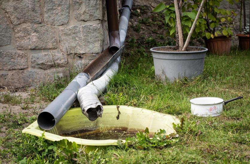 Kanalizacja deszczowa, czyli wody opadowe pod kontrolą