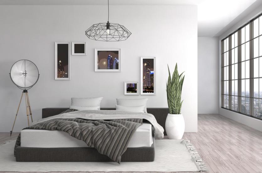 Przytulne wnętrze – koce i narzuty na łóżko