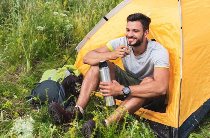 Jaki namiot zabrać na kemping?