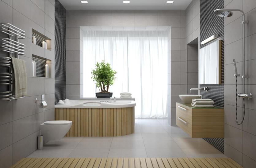 Remontujemy łazienkę - Od czego zależy trwałość mebli w łazience?