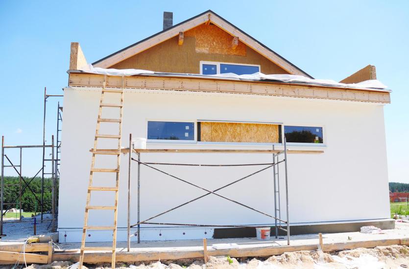 Izolacja termiczna budynku – co wybrać?