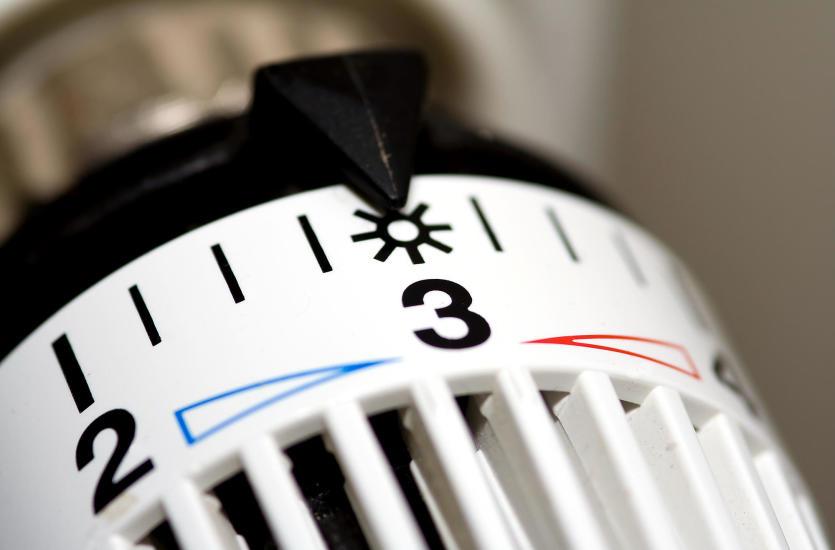 Instalacja wentylacji mechanicznej i ogrzewania pompą ciepła.