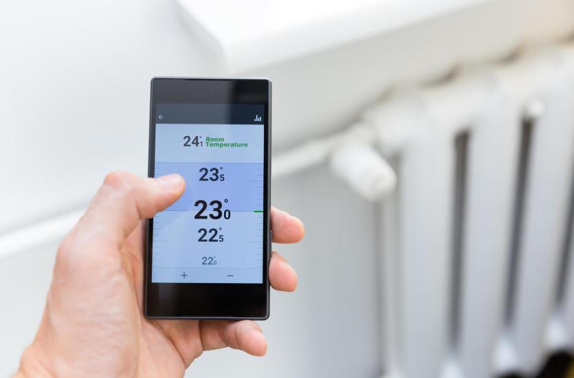 Jak uzyskać optymalną temperaturę pomieszczeń?