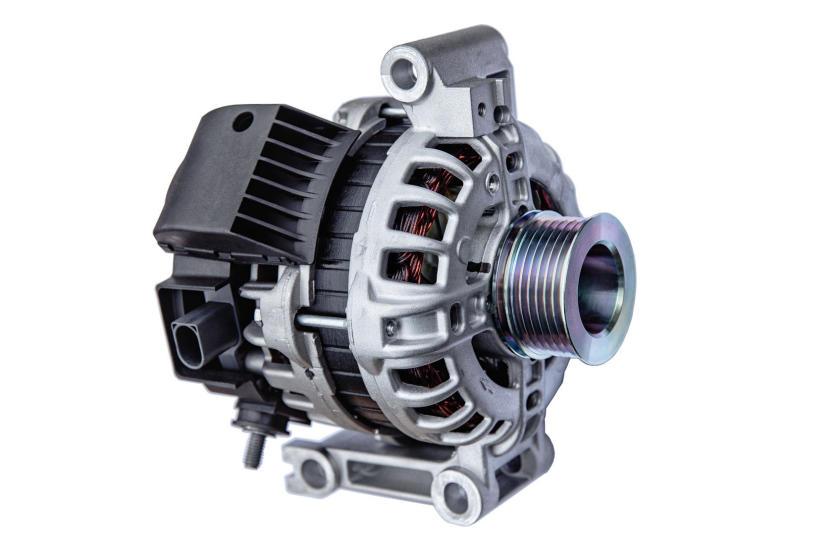 Na czym polega podstawowa naprawa alternatora a na czym regeneracja?