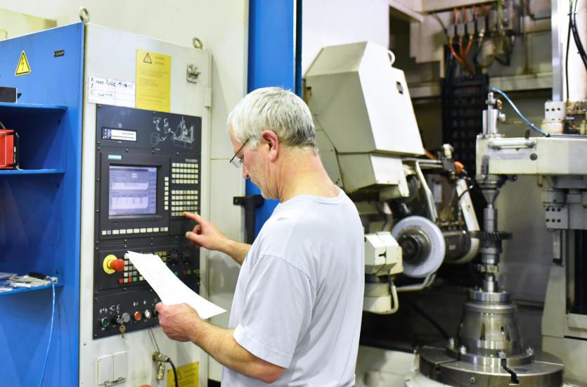 Amortyzacja maszyn i urządzeń przemysłowych