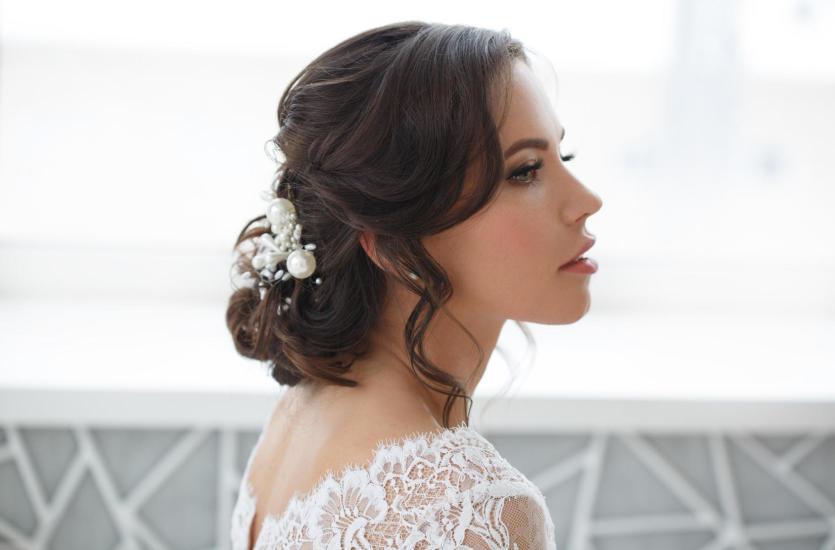 Najmodniejsze Fryzury ślubne Najnowsze Trendy Sezonu 2019