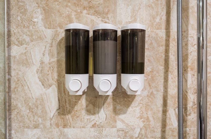 Виды дозаторов мыла