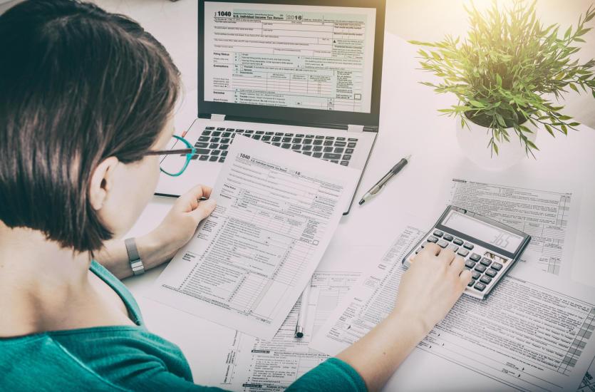 Usługi księgowe w biurze rachunkowym