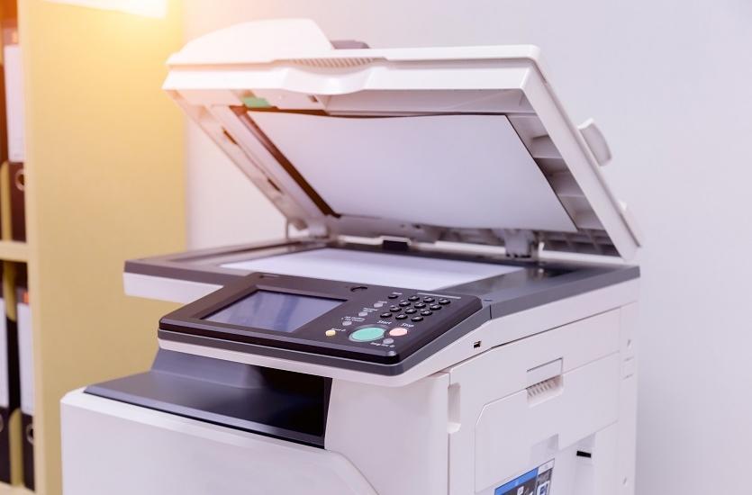 Biurowe urządzenia do druku i kserowania