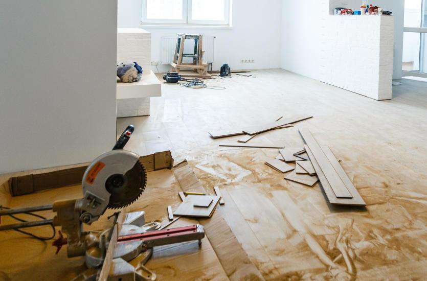 Remont mieszkania - co należy wykonać?