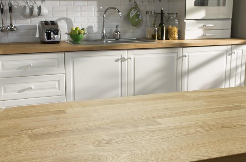 Czy Warto Wybrać Drewniany Blat Do Kuchni I łazienki
