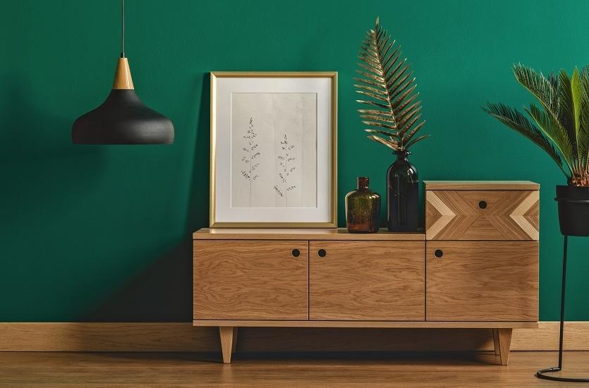 Meble z litego drewna - klasyka i solidność