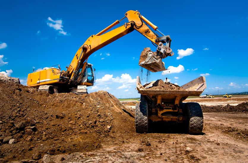 Jak prawidłowo dbać o maszyny budowlane?
