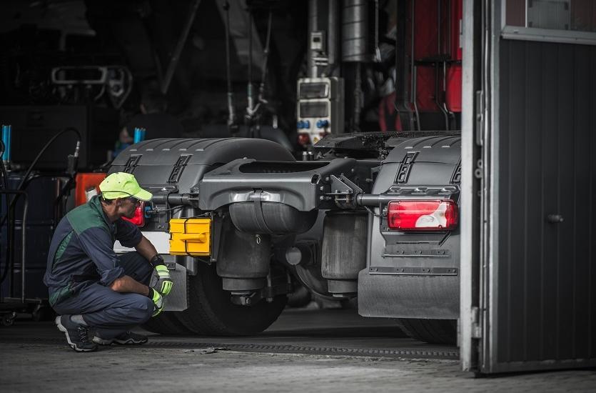 Основные принципы обслуживания грузовиков