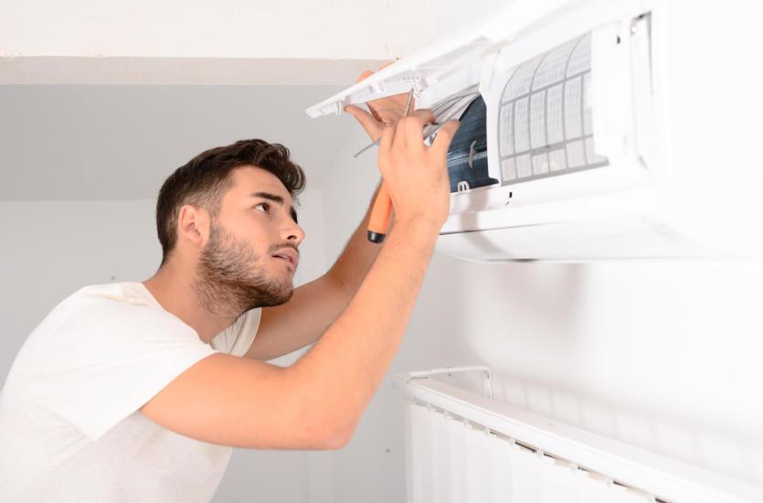 Stosowanie wentylacji i klimatyzacji w budynkach