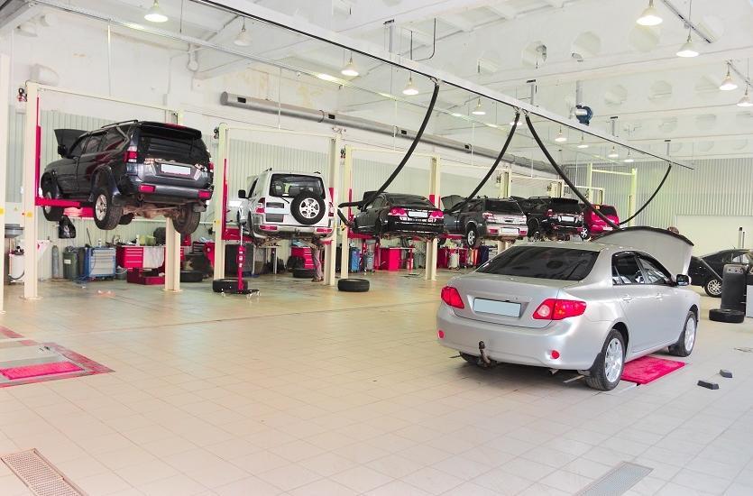 Narzędzia stosowane w warsztatach samochodowych