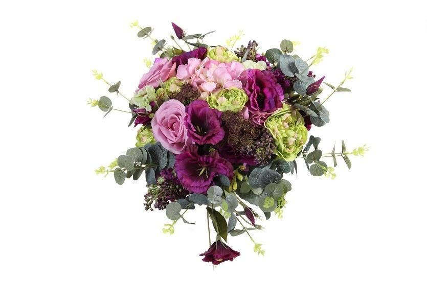 Sztuczne kwiaty jako artykuły dekoracyjne