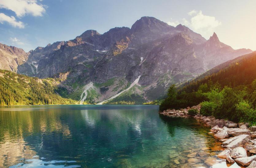 W poszukiwaniu dobrej bazy wypadowej w Tatry
