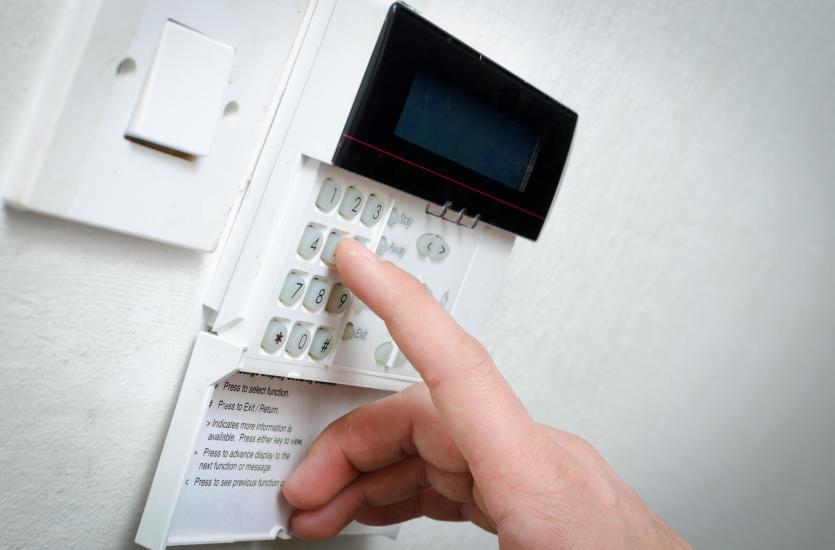 Zabezpiecz dom przed włamaniem!