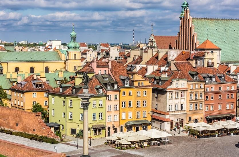 Ciekawe propozycje noclegów w Warszawie