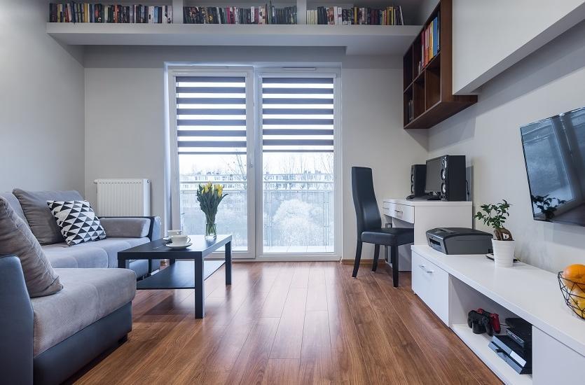 Jak wygodnie urządzić małe mieszkanie?