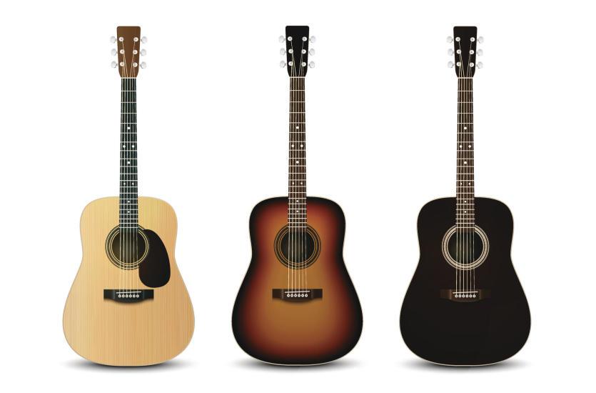 Jaką gitarę wybrać na początek przygody z muzyką?