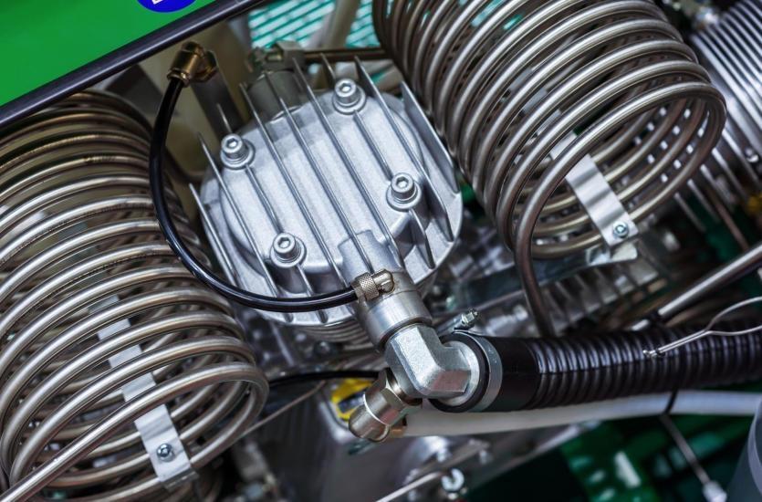 Jakie części do sprężarek proponuje klientom GCS Compressor Products Int?