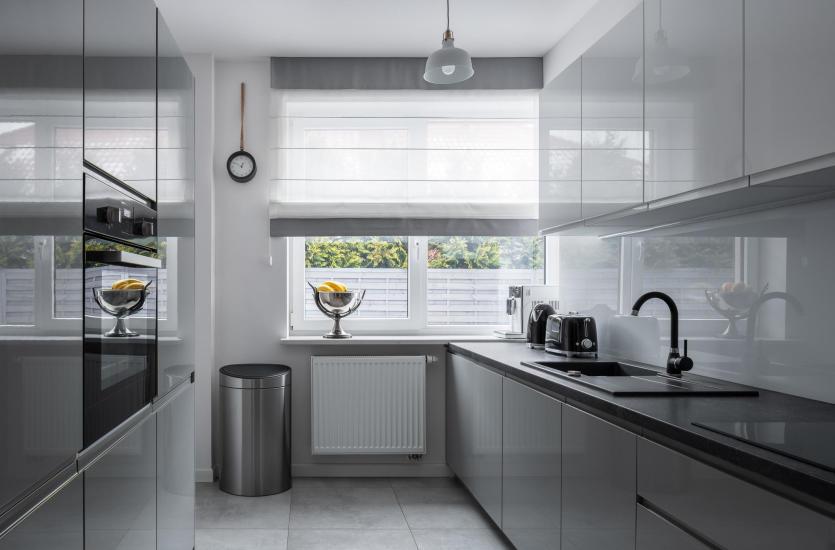Jakie fronty wybrać do mebli kuchennych?