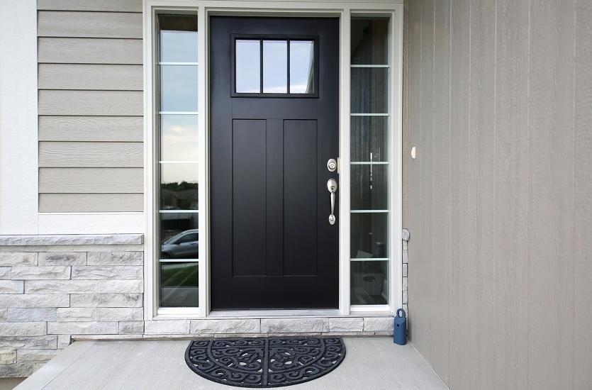 Kryteria wyboru drzwi wejściowych