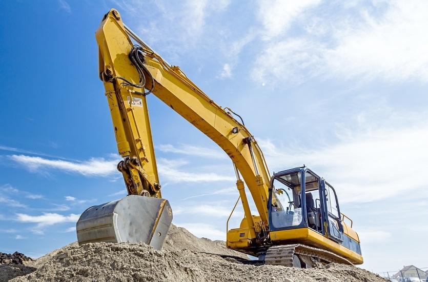 Zalety wynajmu maszyn budowlanych