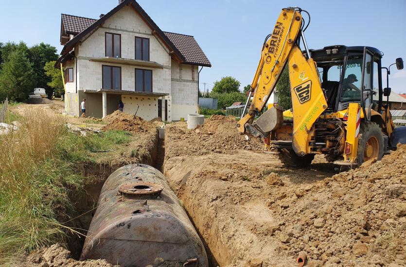 Wykonanie przyłączy wodociągowych