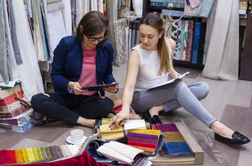 Co warto wiedzieć o materiałach tapicerskich?