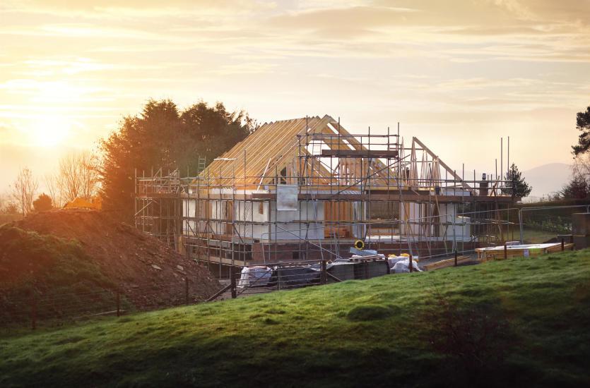 Budowa domu do stanu surowego otwartego