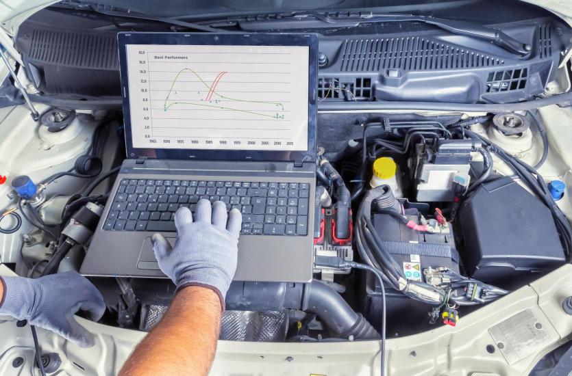 Warsztaty diagnostyki komputerowej samochodów