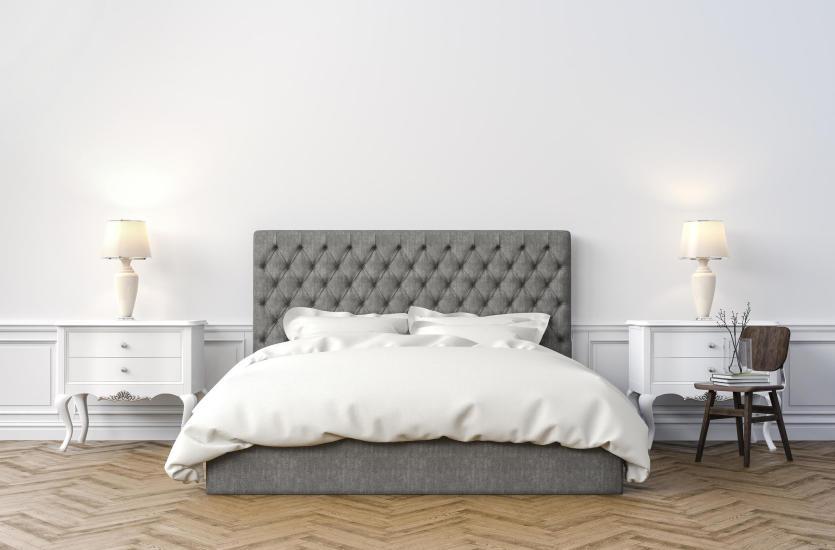 Jak urządzić sypialnię w stylu glamour?