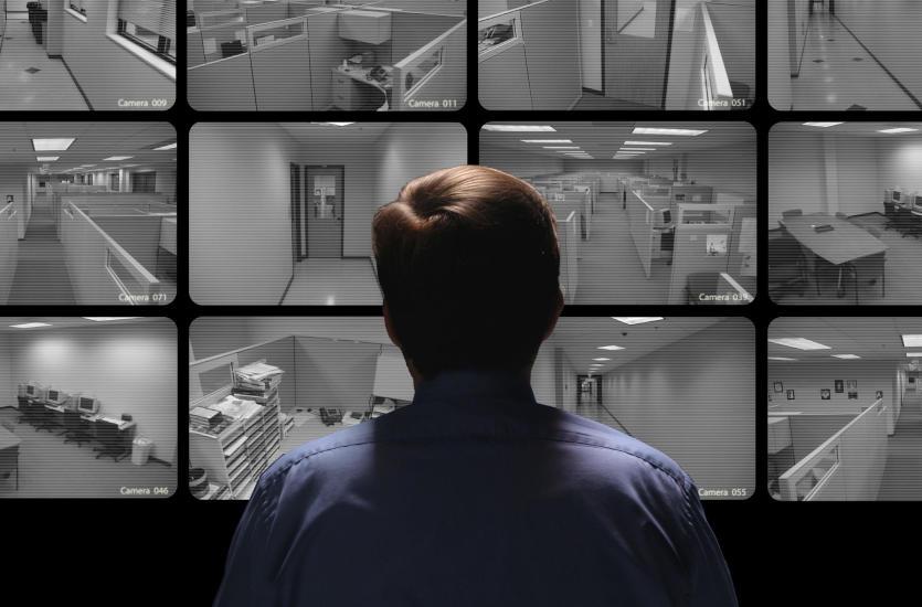 Monitoring wizyjny w firmie