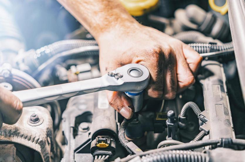 Najczęstsze naprawy bieżące samochodów osobowych