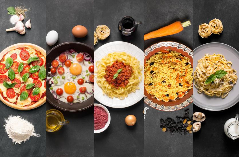 Kuchnia włoska pełna zalet