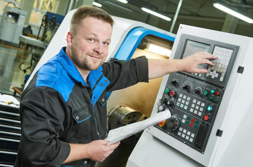 Precyzyjne frezowanie CNC