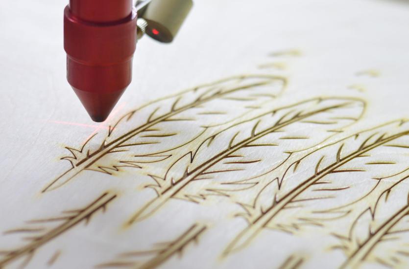 Grawerowanie laserowe jako szybka forma znakowania