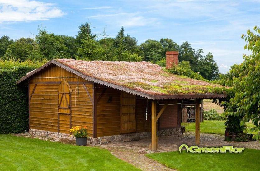 Dach zielony – jakie są jego najważniejsze atuty?