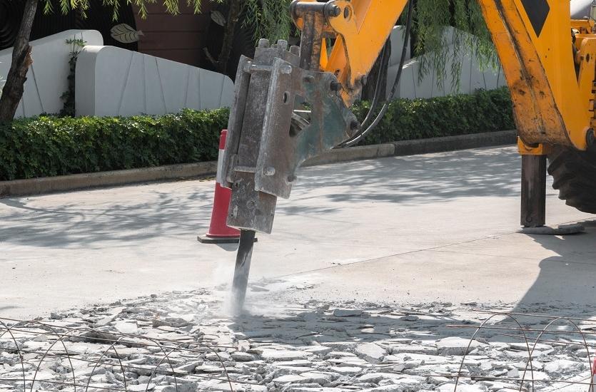 Jak dobrać grot do młota hydraulicznego?