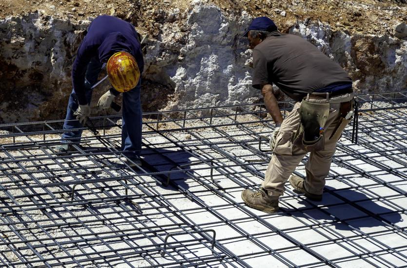 Опалубка и подготовка к строительству